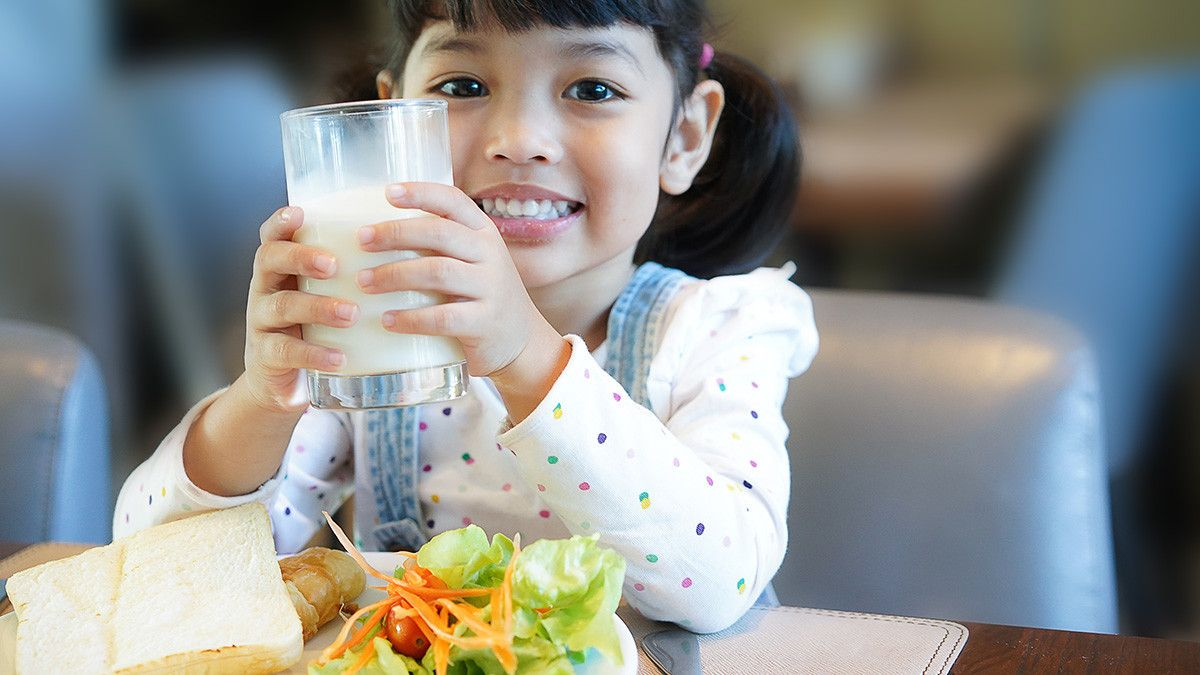 Makanan Sehat Untuk Menu Buka Puasa Si Kecil Morinaga