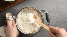Cara Aman Masak Nasi agar Terhindar dari Diabetes (Africa Studio/shutterstock)