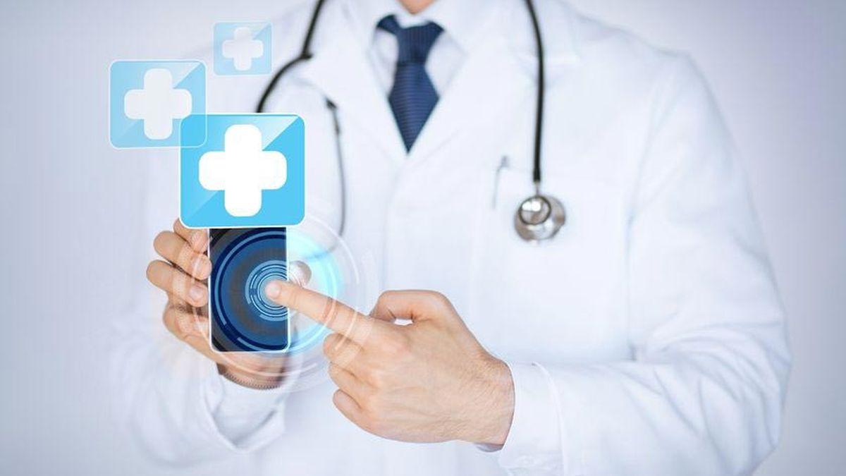 Ilustrasi e-Health untuk Konsumen