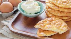Cloud Bread atau Roti Awan, Apakah Cocok untuk Camilan Diet?