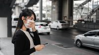 Ilustrasi Bahaya Polusi Udara bagi Kesehatan Kulit
