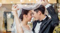 Manfaat Ciuman bagi Pernikahan