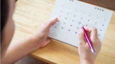 Benarkah Kalender Masa Kehamilan Selalu Akurat? (Kwangmoozaa/Shutterstock)