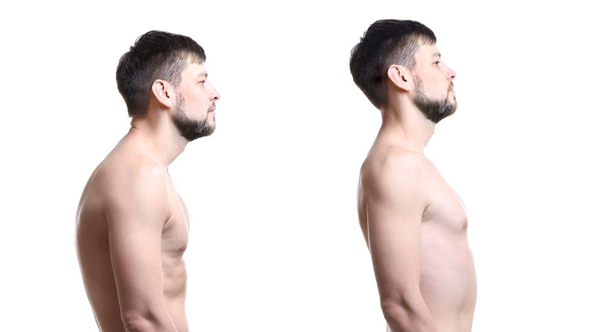 Postur Tubuh yang Bisa Jaga Kesehatan Tulang Belakang