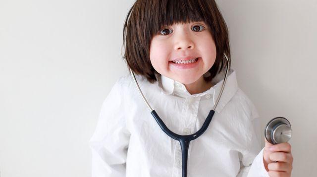Anak Bercita-cita Jadi Dokter, Dukung dengan Cara Ini