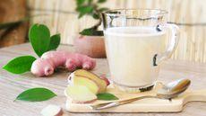 Susu Plus Jahe Merah, Formula Khusus untuk Tingkatkan Daya Tahan Tubuh