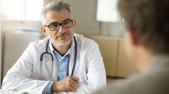 Berkonsultasi dengan dokter