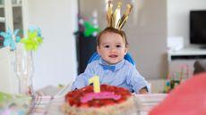 Anak Usia 1 Tahun Dirayakan Ulang Tahunnya