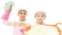 Keterampilan Dasar yang Bisa Diajarkan pada Anak Selama #DiRumahAja
