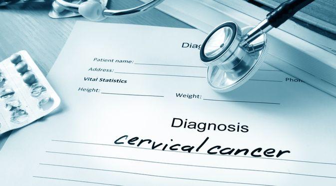 Diagnosis Kanker Serviks