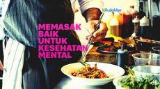 Memasak Baik untuk Kesehatan Mental