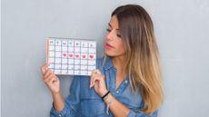 Jangan Asal Tebak, Gunakan Saja Kalender Masa Subur (Aaron Amat/Shutterstock)