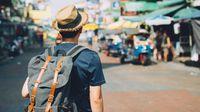 Tips Nyaman Traveling Bagi Penderita Asam Urat