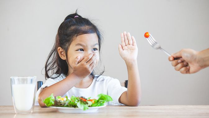 Nafsu Makan Anak Rendah Harus Bagaimana