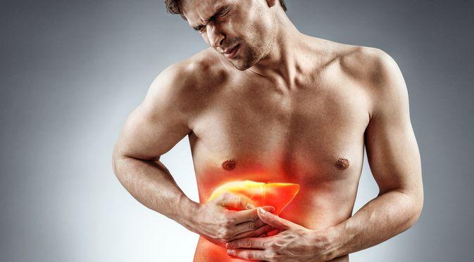 Penyakit hati (RomarioIen/Shutterstock)