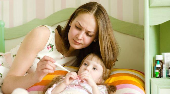 Demam Pada Anak
