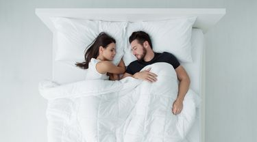 Ilustrasi Membakar Kalori Lebih Banyak Meski Sedang Tidur