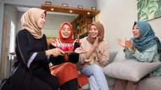 Tips Aman Menikmati Makanan Manis Usai Lebaran (Odua Images/Shutterstock)