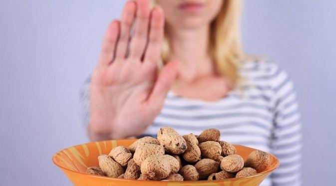 Penyakit Alergi Kacang