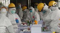 Jadi Klaster Baru, 200 Siswa Secapa AD Bandung Positif Virus Corona (Foto: Liputan6)