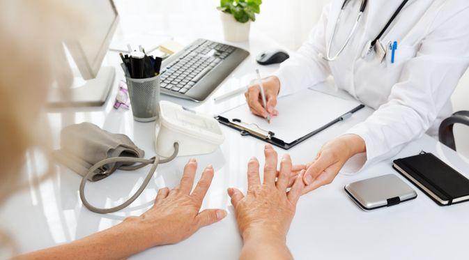 Pemeriksaan Fisik Artritis Reumatoid untuk Diagnosis Rematik