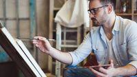 Kreativitas dan Gangguan Jiwa, Adakah Hubungannya? (nd3000/Shutterstock)