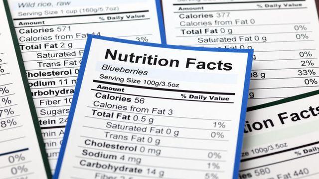 Cara Membaca Label Fakta Nutrisi pada Kemasan Makanan