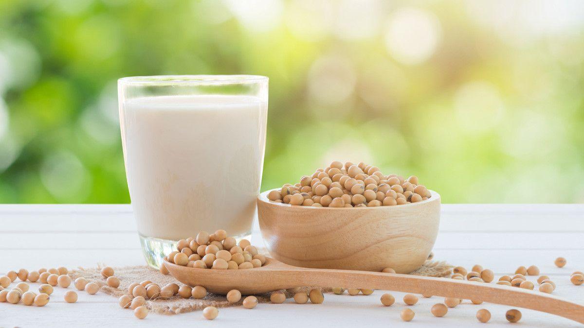 Susu Kedelai Nutrisi Nabati Yang Menyehatkan