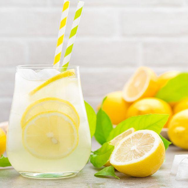 Hati Hati Minum Lemon Bisa Merusak Gigi