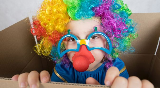 Penyakit Coulrophobia (Tolikoff Photography Shutterstock)