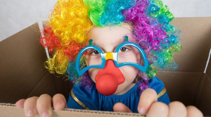 Penyakit Coulrophobia (Tolikoff Photography Shutterstock)
